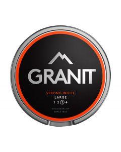 Granit Stark Vit Portion Snus
