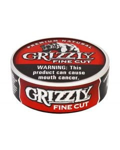 Grizzly Natural Fine Cut