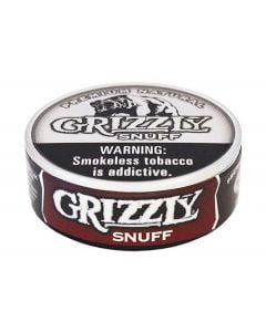 Grizzly Snuff