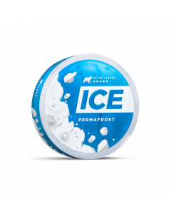Ice Permafrost Slim Extra Strong Nicotine Pouches