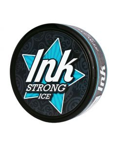 Ink Strong Ice White Chew Bags