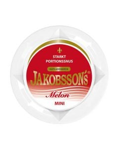 Jakobssons Melon MINI Portion Snus