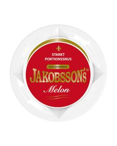 Jakobsson's Melon, Strong Portion Snus