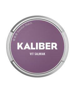Kaliber Salmiak White Portion Snus