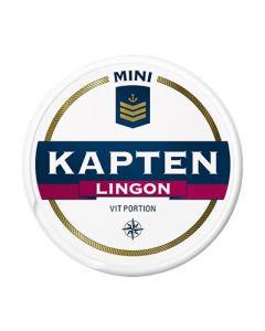 Kapten Melon White Mini Portion Snus