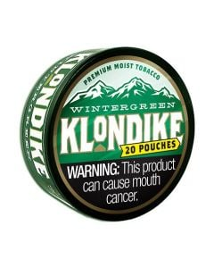 Klondike Wintergreen Pouches