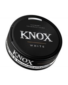Knox Original White Portion Snus