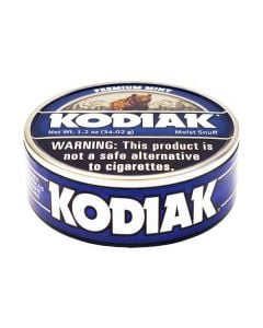 Kodiak Mint Long Cut
