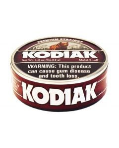 Kodiak Straight Long Cut