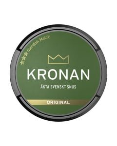 Kronan Original Portion Snus