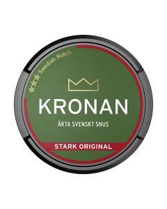 Kronan Original Stark Portion Snus