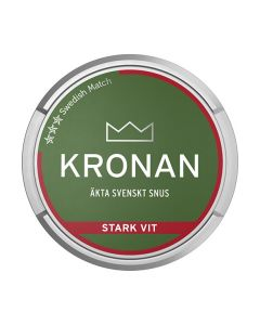 Kronan Stark White Portion Snus