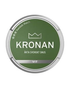 Kronan White Portion Snus