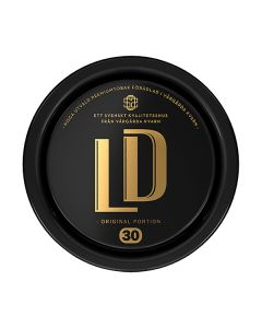 LD 30 Original Portion Snus