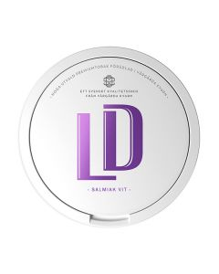 LD Salmiak White Portion Snus