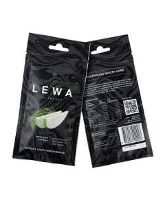 LEWA Apple/Spruce Slim Nicotine Free Portion Pouches
