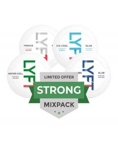 LYFT Strong Mixpack, 4-pack