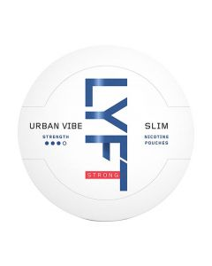 LYFT Urban Vibe Strong Slim All White Portion