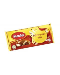 Marabou Schweizernöt Chocolate Bar 200g