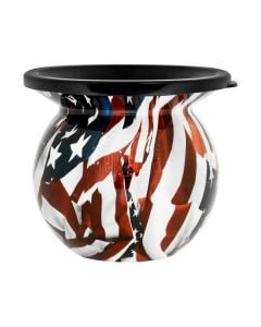 Mudjug The Patriot Spittoon