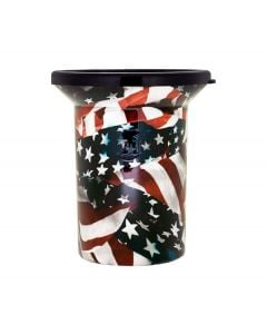 Mudjug Roadie The Patriot Spittoon