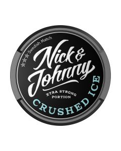 Nick & Johnny Crushed Ice Portion Snus