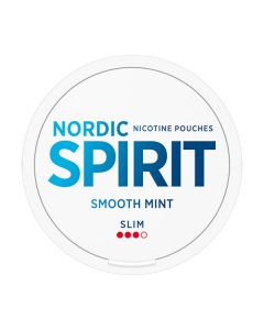 Nordic Spirit Smooth Mint All White