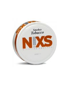 Nixs Smokey Tobacco All White Nicotine Pouches