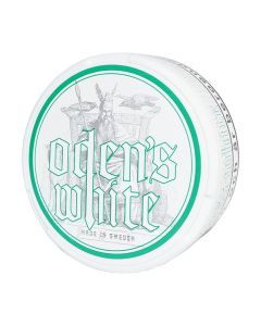 Odens Extreme Double Mint, Extra Strong White Portion Snus