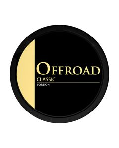 Offroad Classic Portion Snus