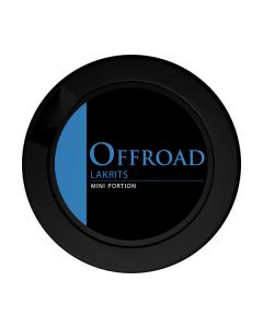 Offroad Licorice Mini Portion Snus