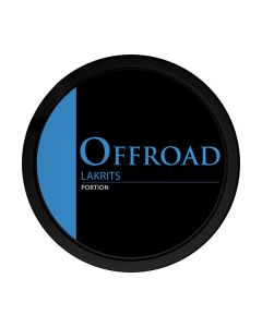 Offroad Licorice Portion Snus