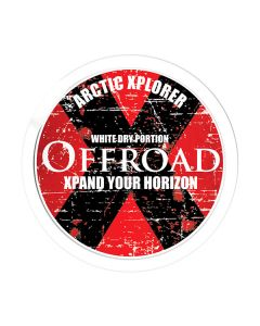 Offroad X Arctic Xplorer White Dry Portion Snus