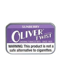 Oliver Twist Sunberry Chewing Tobacco Bits