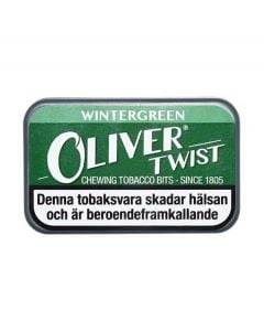 Oliver Twist Wintergreen, Chewing Tobacco Bits
