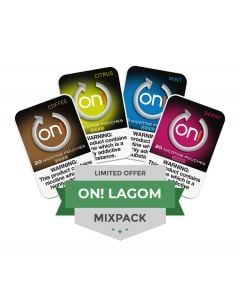 On! Lagom Mixpack, 4-pack