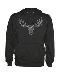 Northerner Logo Xl Black Hoody