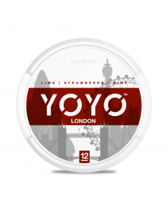 YOYO London Slim Nicotine Pouches