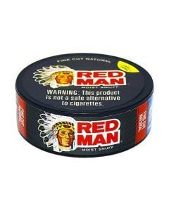 Red Man Natural Fine Cut