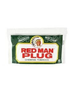Red Man Plug Chew