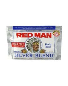 Red Man Silver Blend Chew