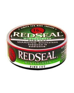 Red Seal Wintergreen Fine Cut
