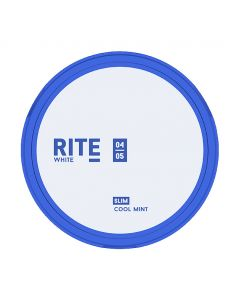 RITE Mint Slim White Portion