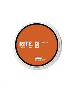 Rite Nordic Dry Medium White, 13,2g, CB