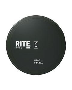 RITE Original White Chew Bags