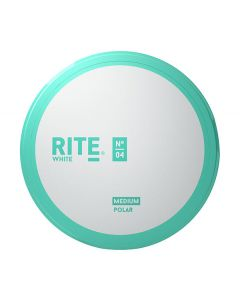 RITE Polar Medium White Chew Bags
