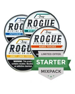 Rogue 6mg Mixpack