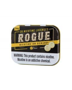Rogue Wintergreen 2mg, Nicotine Chewing gum