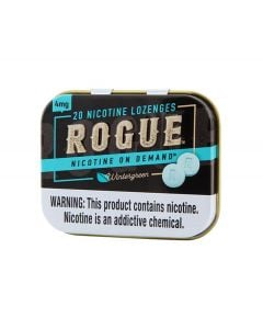 Rogue Wintergreen 2mg, Lozenges