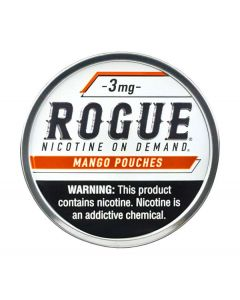 Rogue Honey Lemon 6mg, All White Nicotine Pouches